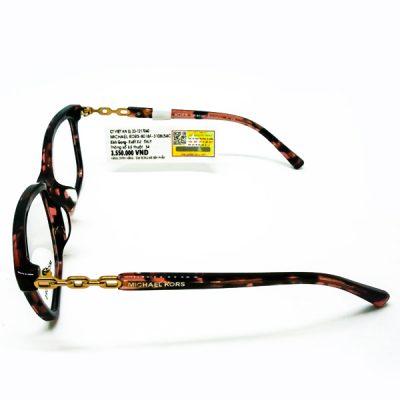 Gọng kính mắt MICHAEL KORS 8018F 3108 54CN nhập khẩu