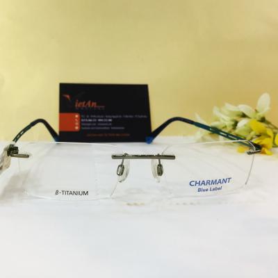 Gọng kính Charmant CH1054-BL chính hãng nhật bản