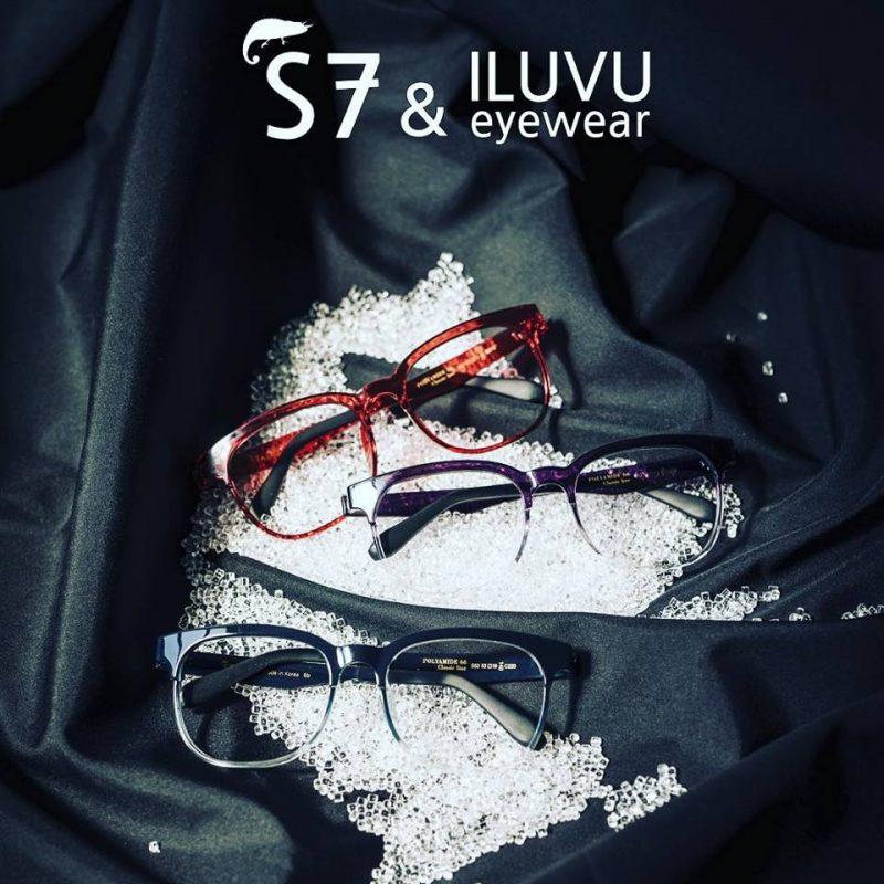 Kính mắt S7 ILUVU