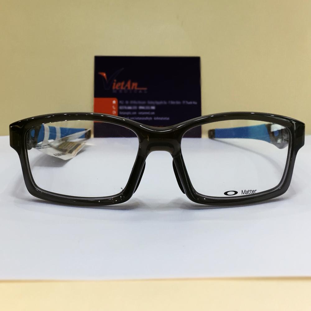 Gọng kính Oakley 8029-10(56CN) chính hãng italy