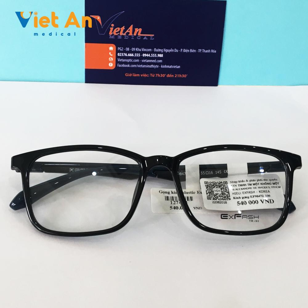 Gọng kính Exfash EF98472-100