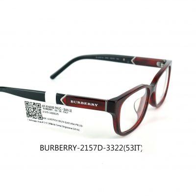 kính nhựa Burberry 2157D-3322