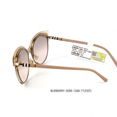 Kính râm mắt mèo Burberry 1317D-1245