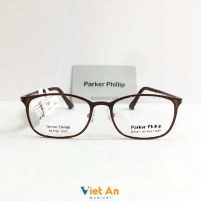 Gọng kính parker phillip PP9025 - SBR chính hãng
