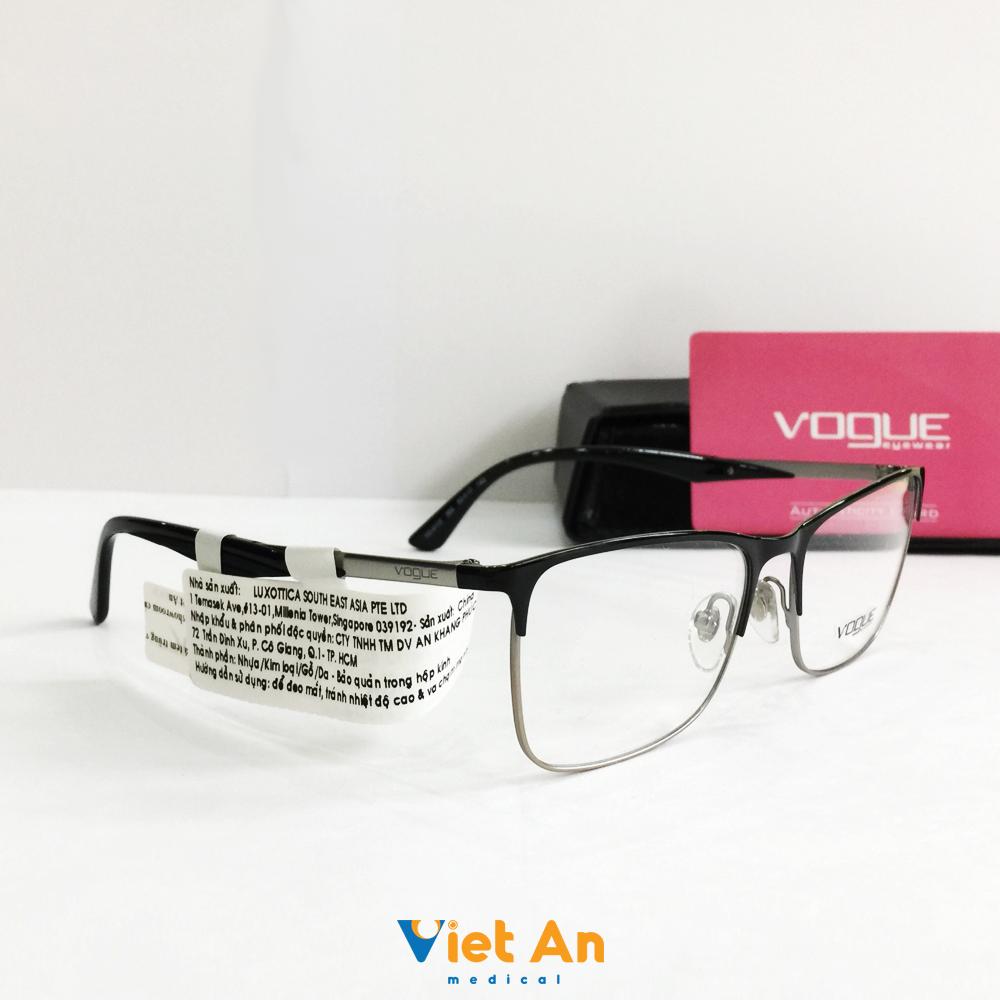 Gọng kính kim loại Vogue VO5015D-W44(54CN)