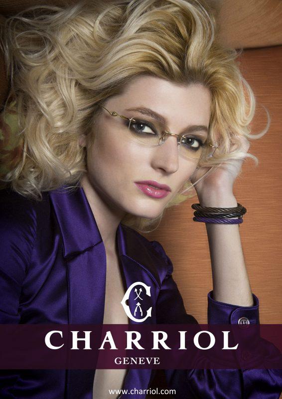 Kính mắt Charriol