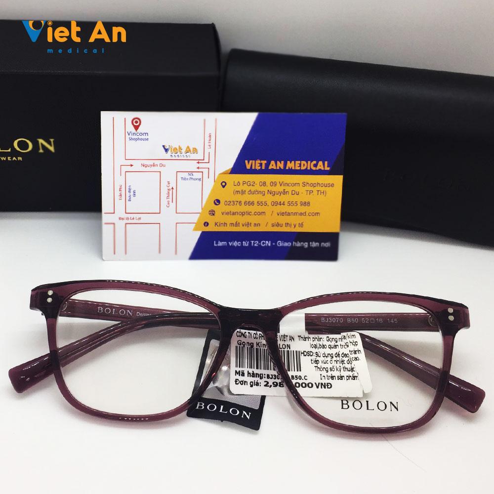 Gọng kính Bolon BJ3070 - B50