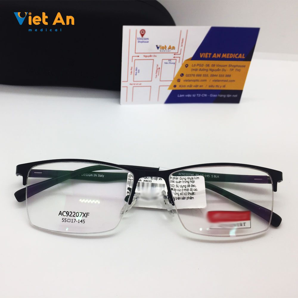 Gọng kính Ancci AC92207XF-SBLK