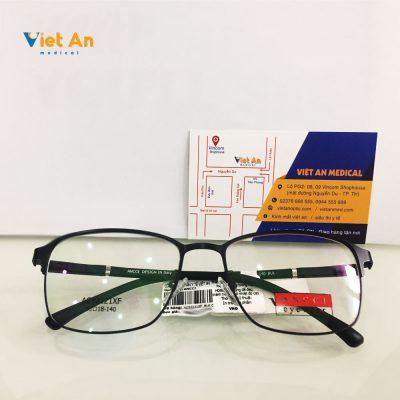 Gọng kính Ancci AC92221XF-BLK