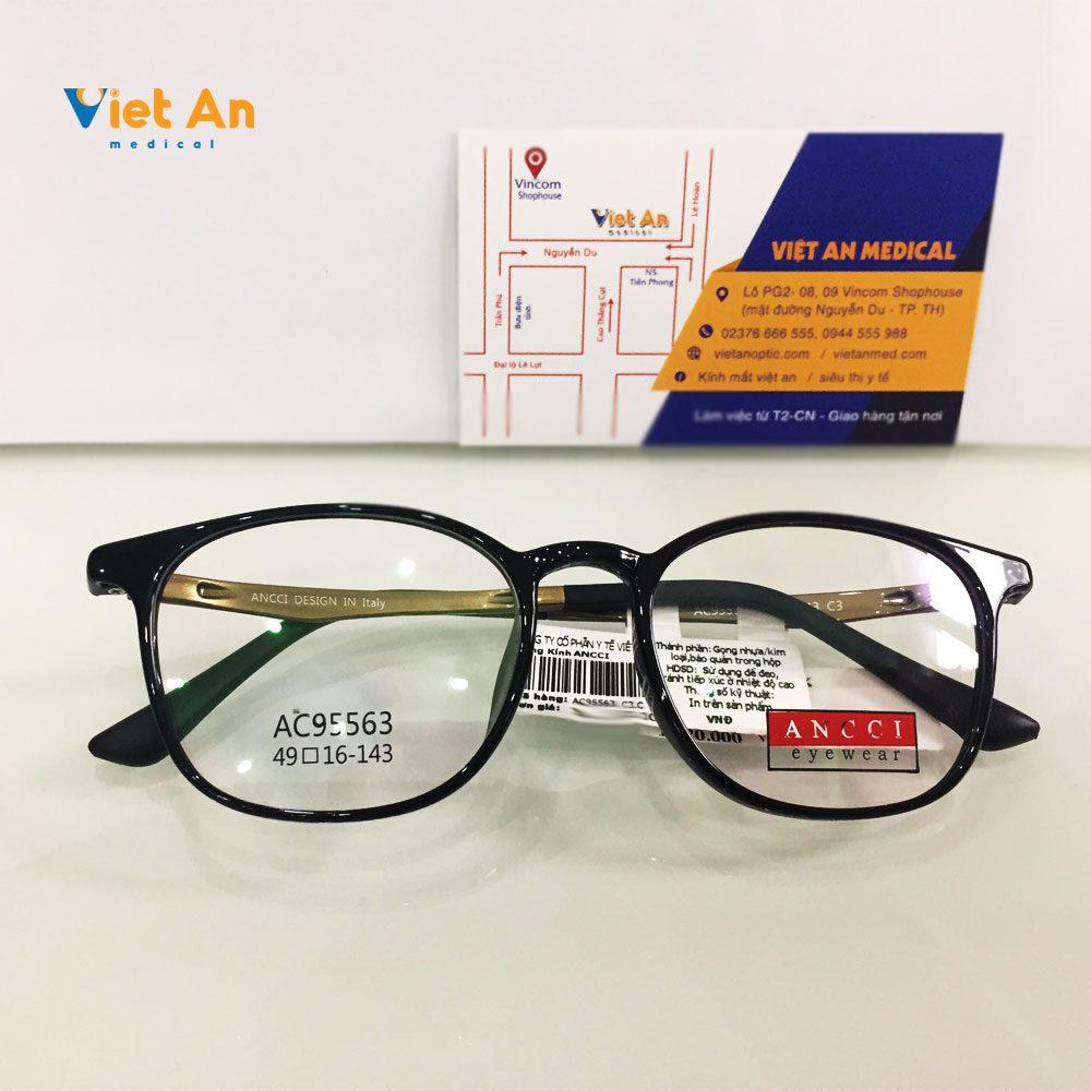 Gọng kính Ancci AC95563-C3