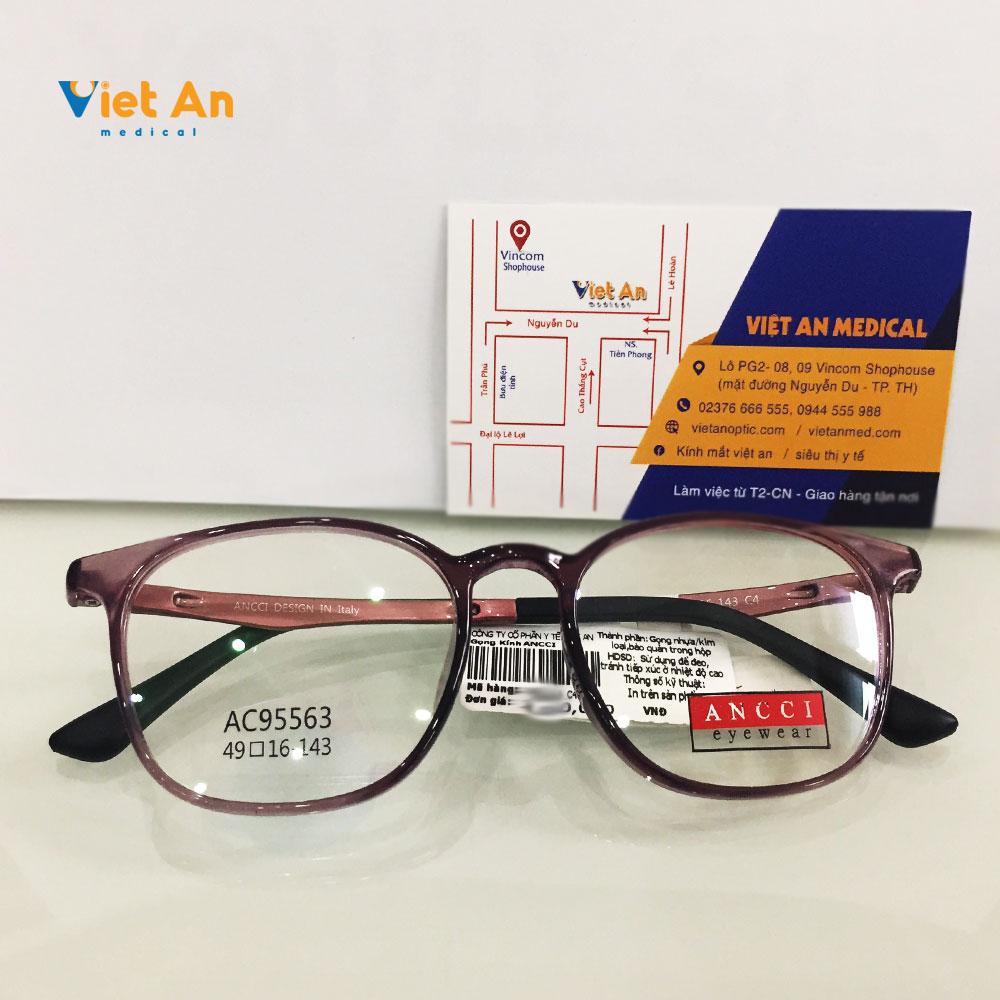 Gọng kính Ancci AC95563-C4