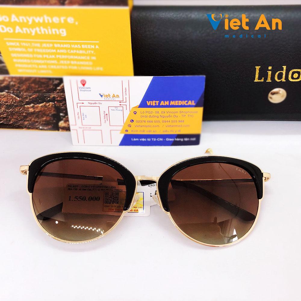 Kính mắt Lido LD 819S - C2