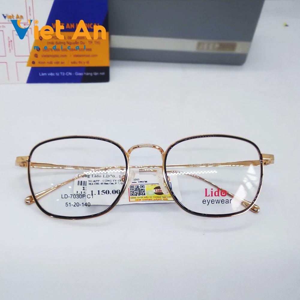 Gọng kính Lido LD 7030F - C1
