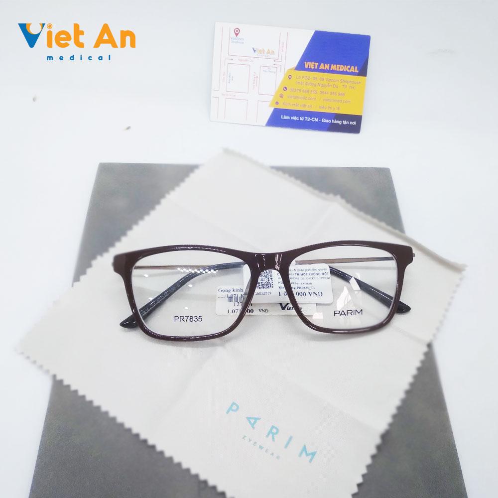 Gọng kính Parim PR7835 - T1