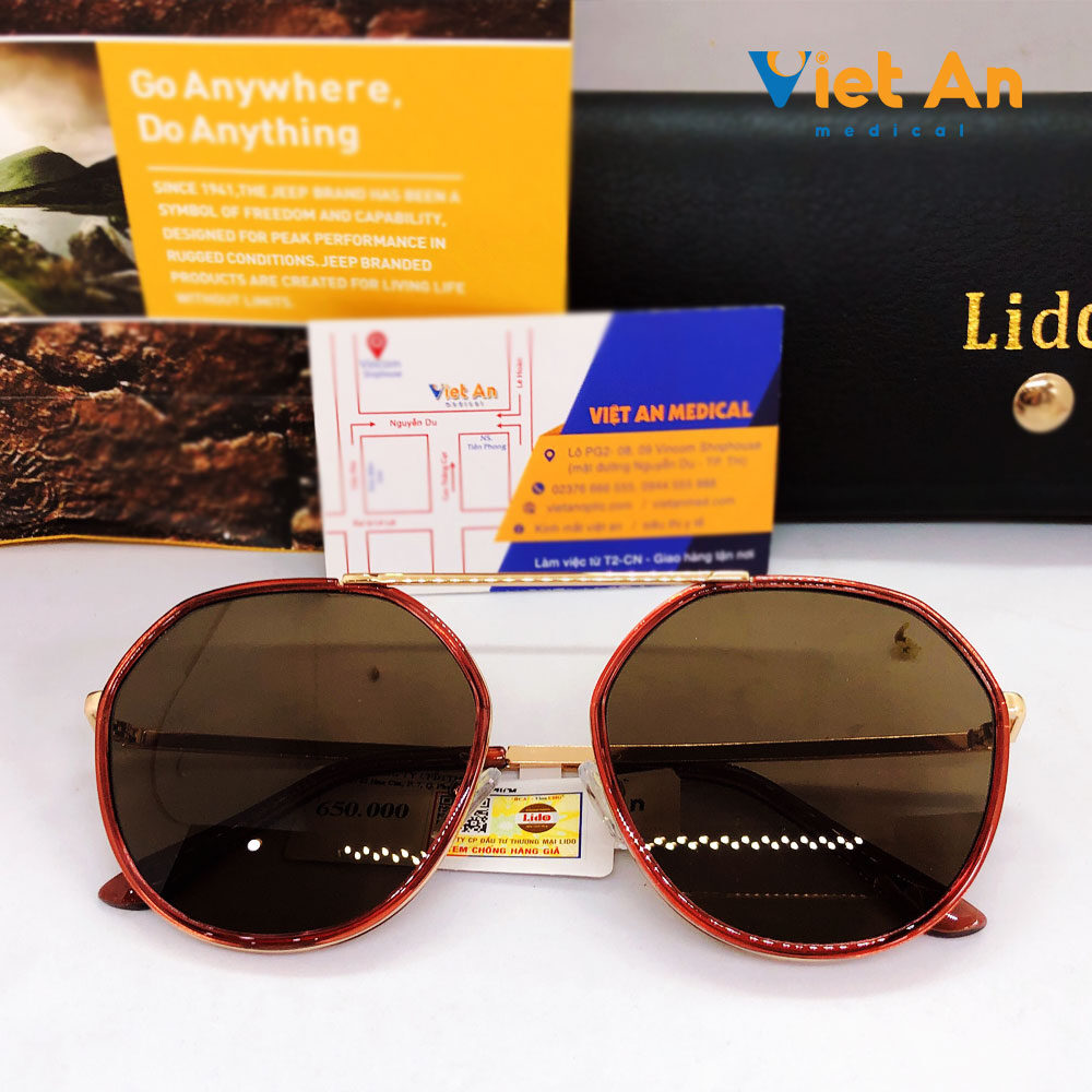 Kính mắt Lido YS 18326-C4